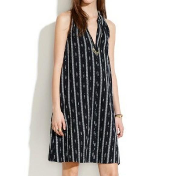 f310138656 Madewell Dresses   Skirts - Madewell Ikat Striped Dress